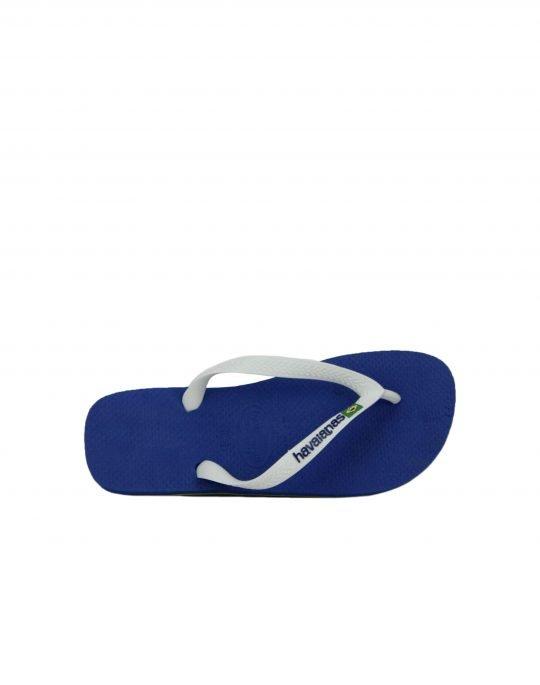 HAVAIANAS Brasil Logo (4110850 2711) Blue