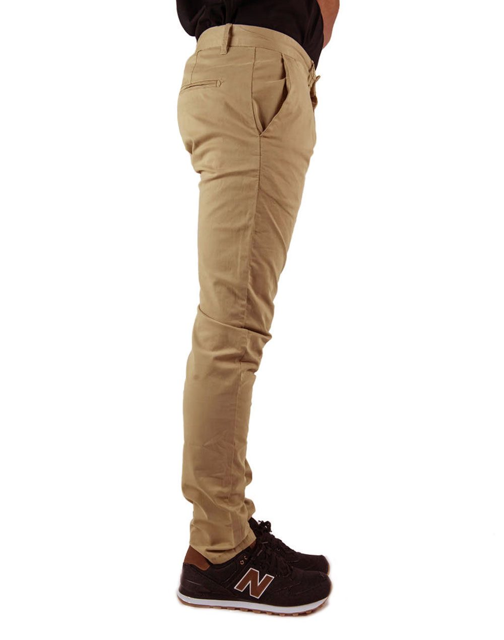 EXPLORER APPAREL CHINO 1521108005 BEIGE