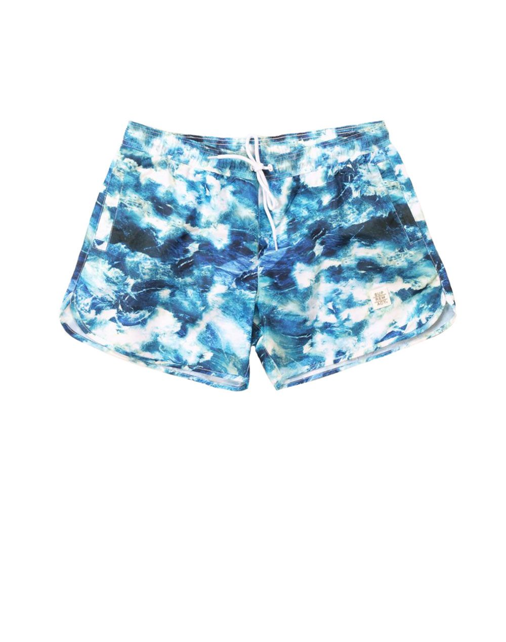 SUPREMACY RUSH VOLLEY SHORT 2 BLUE