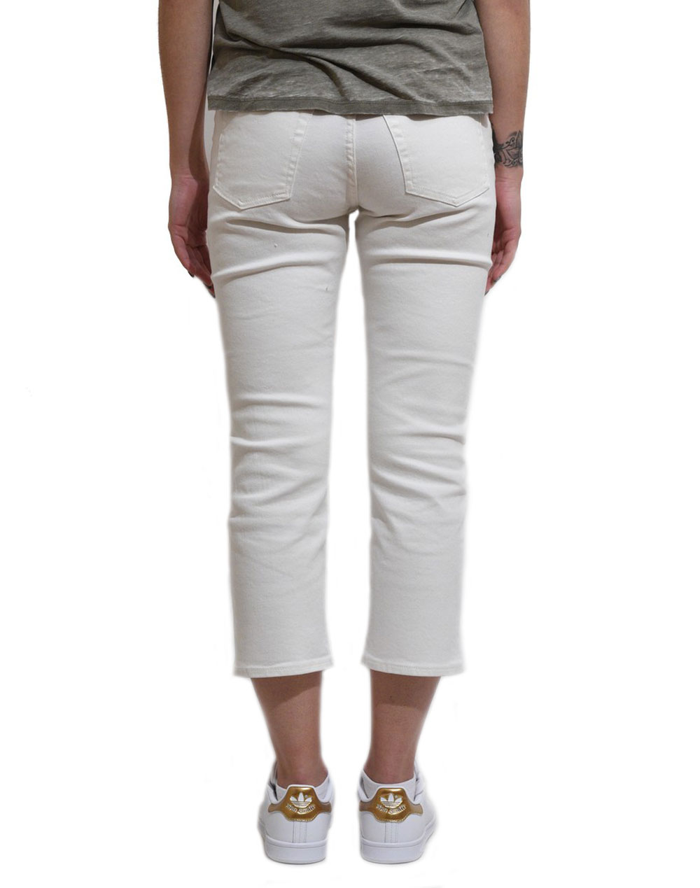 CHEAP MONDAY LEVEL 0395518 100 WHITE