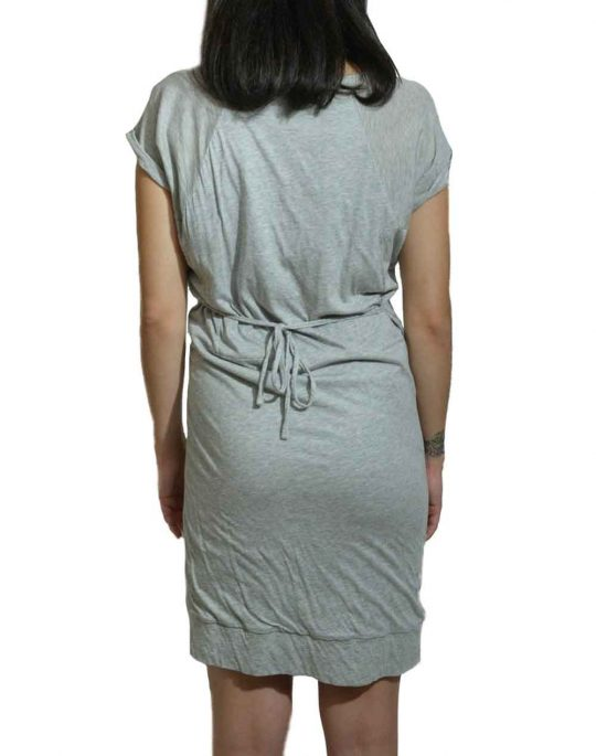 DIESEL DUMPO DRESS 00CEIX-00FMF GREY
