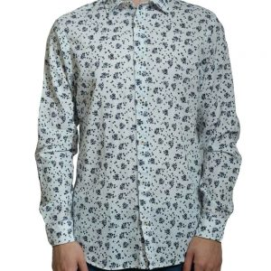 JACK & JONES WILLIS SHIRT 12105554 WHITE