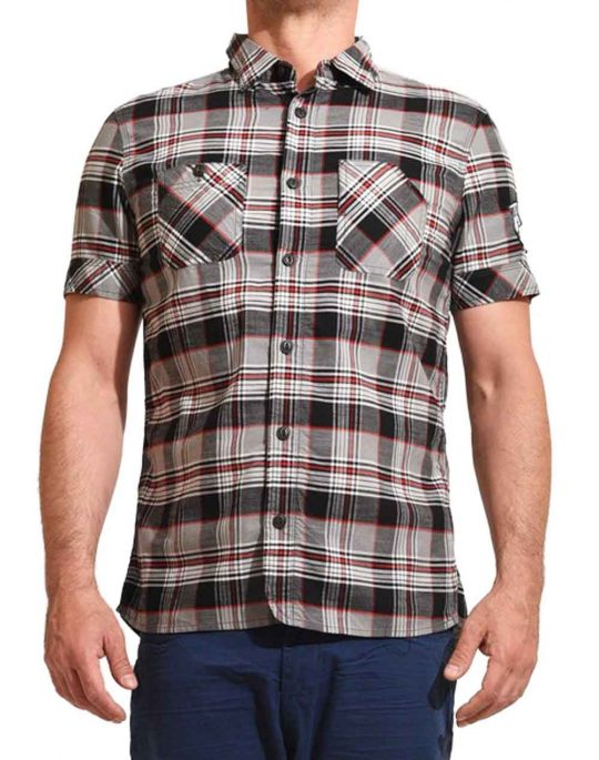 DIESEL SGANCY SHIRT 00CPNG BLACK