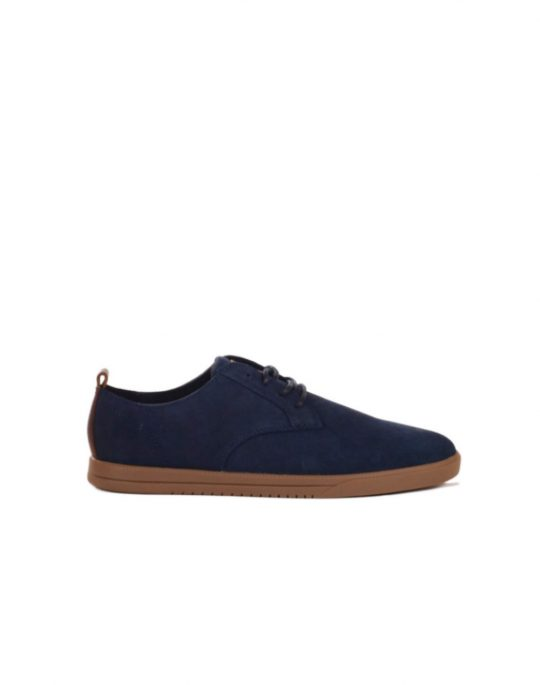 CLAE ELLINGTON SUEDE CLA01246 DEEP NAVY