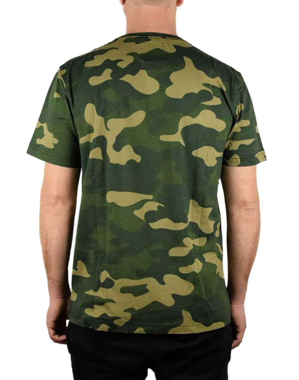 Cayer & Sons Worldwide Classic Tee (HD 17 AP 09) CAMO