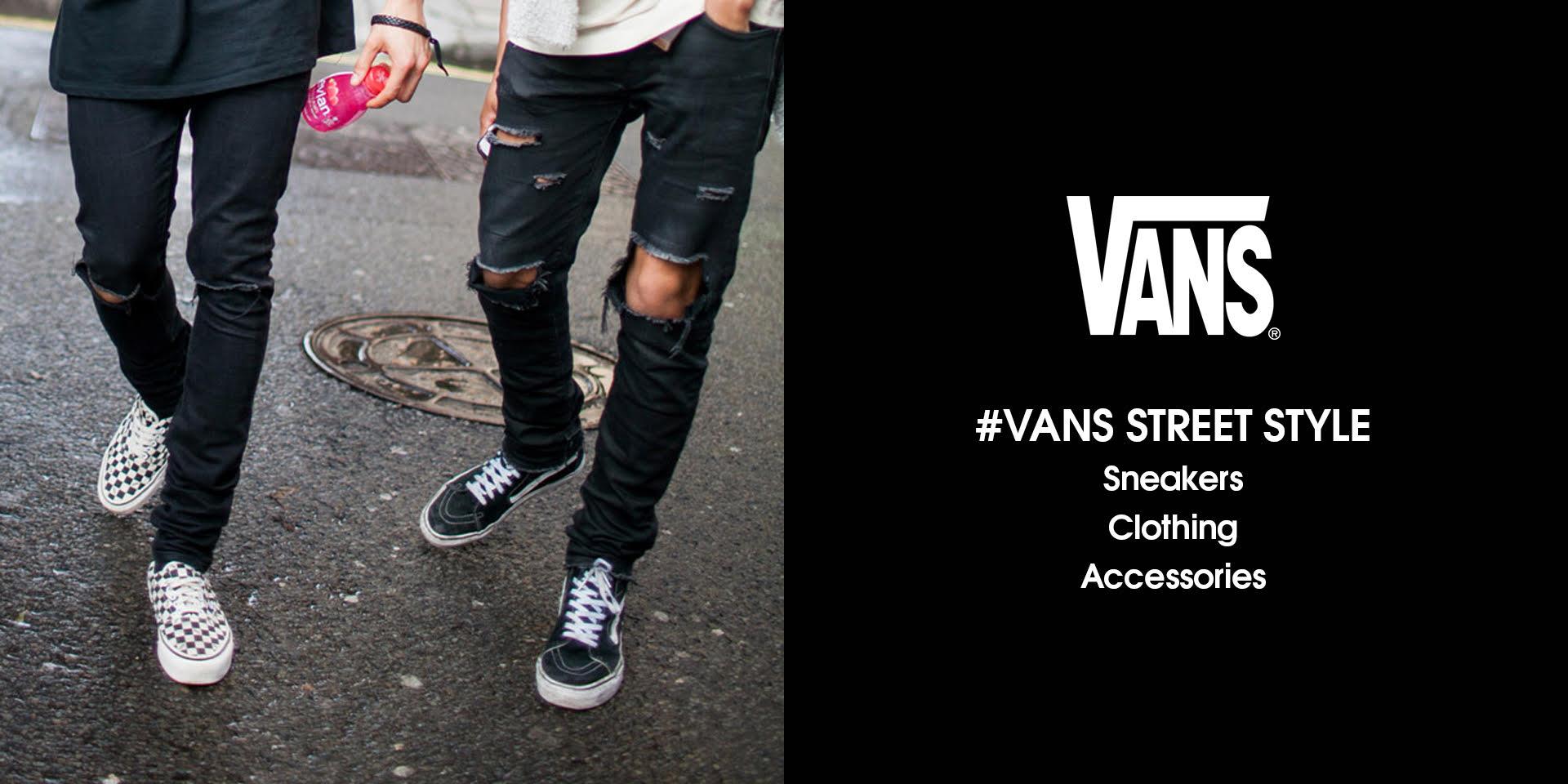 Vans Street Style