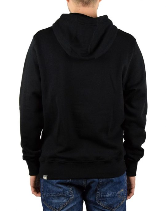 The North Face Drew Peak Pullover Hoodie (T0AHJYKX7) Black