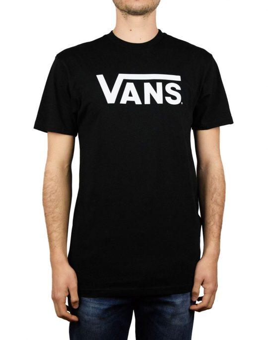 VANS CLASSIC VGGGY28 BLACK/WHITE