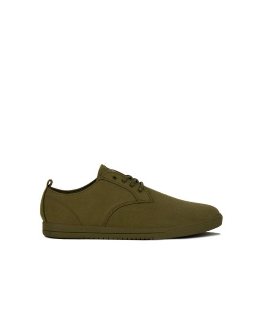 Clae Ellington Textile Pale Khaki Canvas (CLA01275)