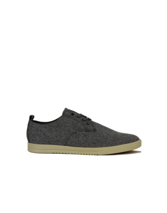 Clae Ellington Textile Redwood Chambray (CLA01275)