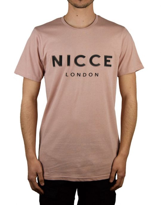 Nicce Core Keyline Dusty Pink (M02TS03)
