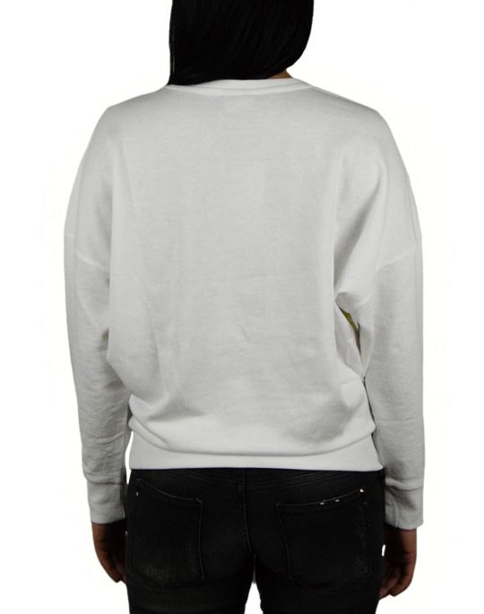 Only Line Oversize Sweater White (15150358)