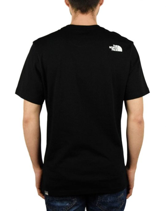 The North Face Tee (T92TX4JK3) Black