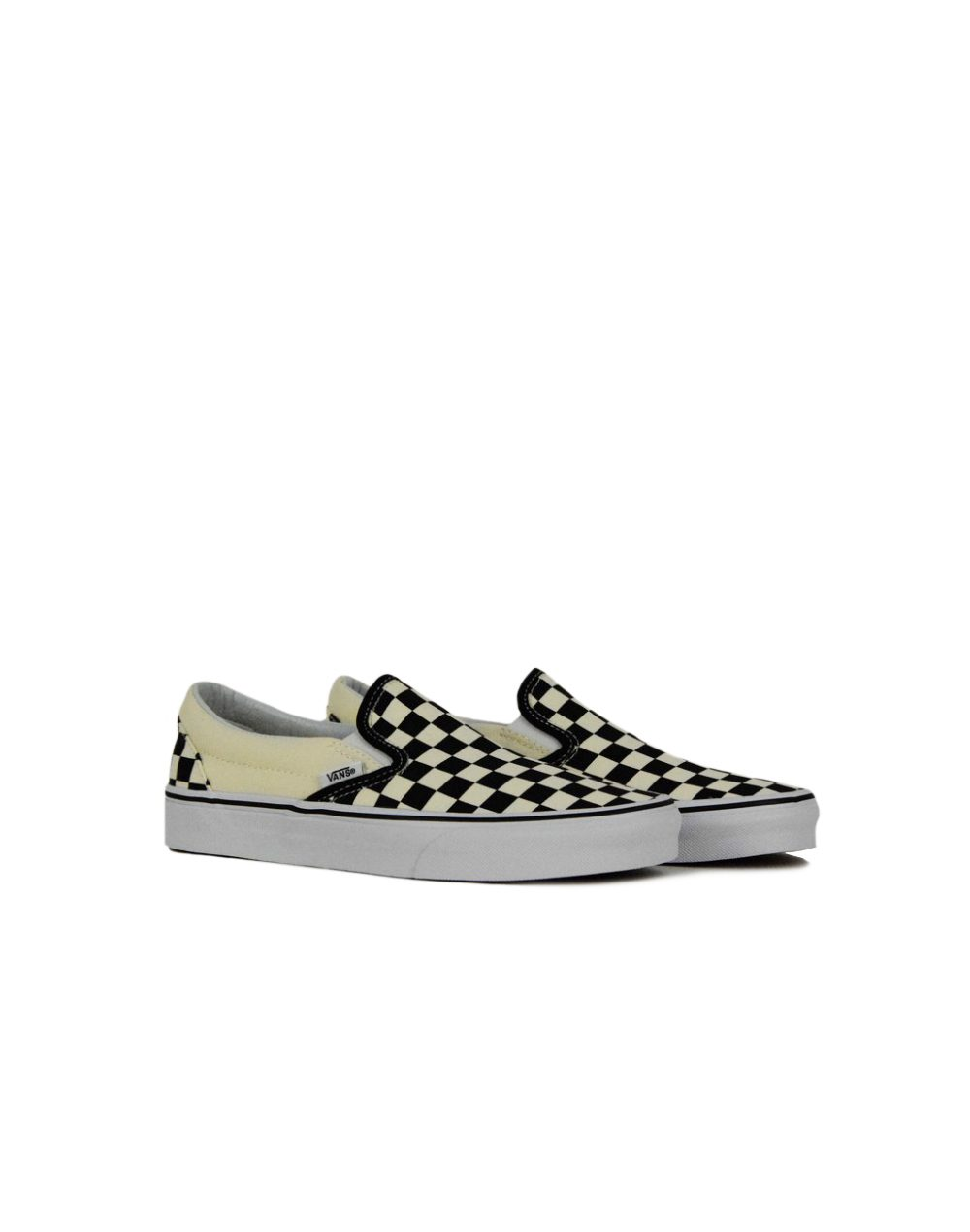 Vans Classic Slip-On (VN000EYEBWW1) White Checkerboard