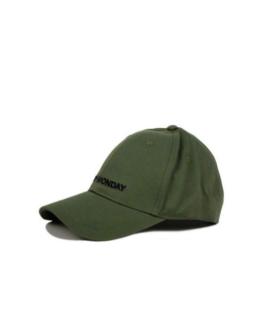 Cheap Monday Baseball Cap Bleached Olive (0518078 402)