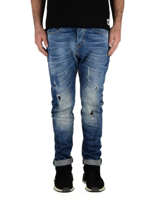 New Denim 11117 Blue Denim