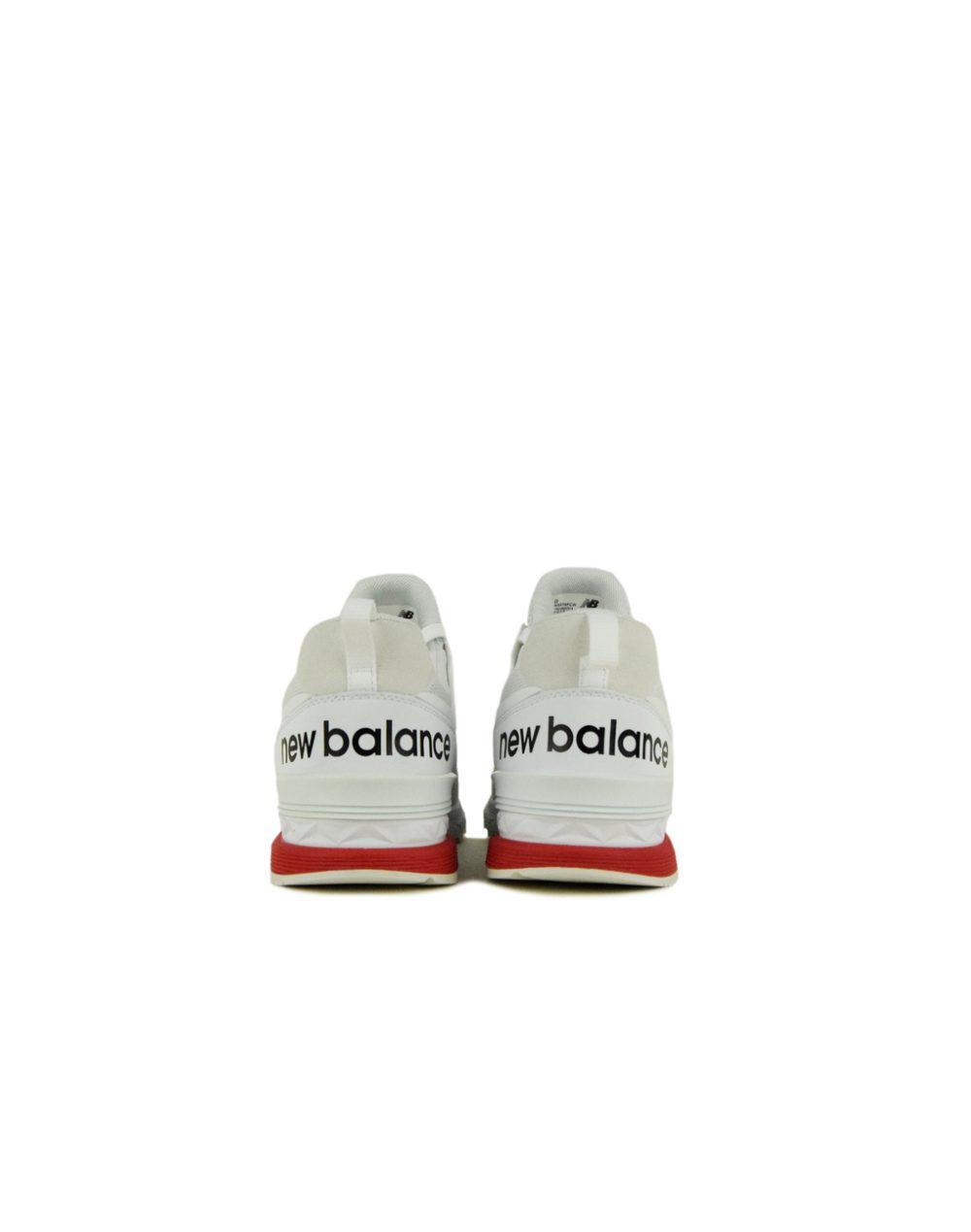New Balance MS574PCW White