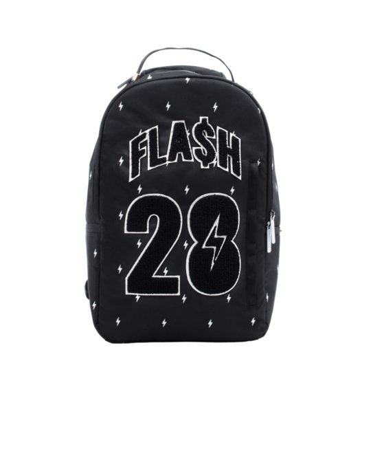 Sprayground Night Flash Melvin Gordon Collab Black (B1836)