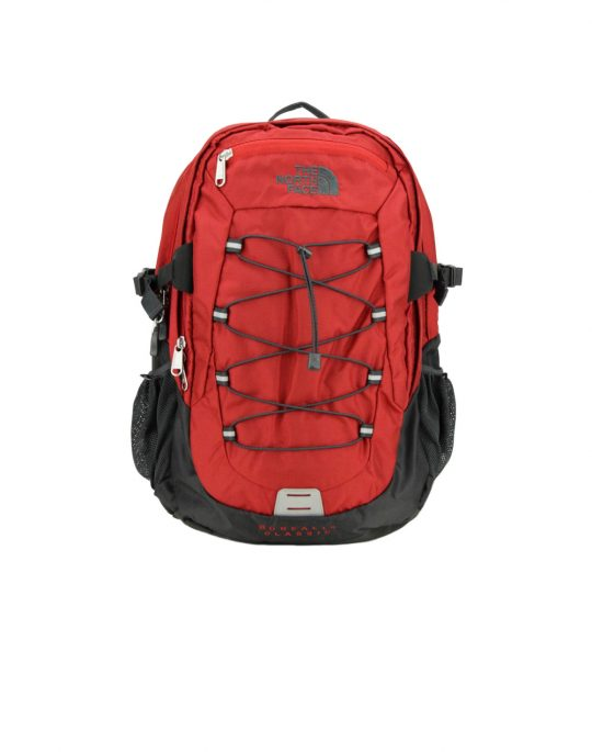 The North Face Borealis Red/Grey (T0CF9C5XB)