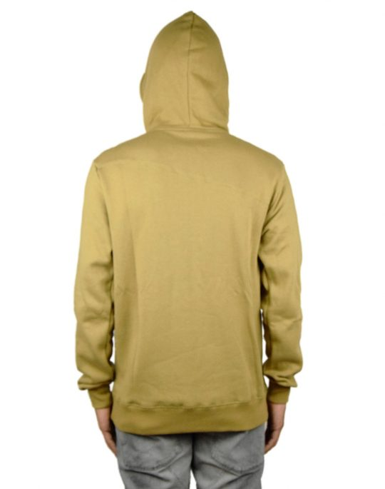 Volcom Single Stone Zip Hoodie Old Gold (A4831700-OGD)