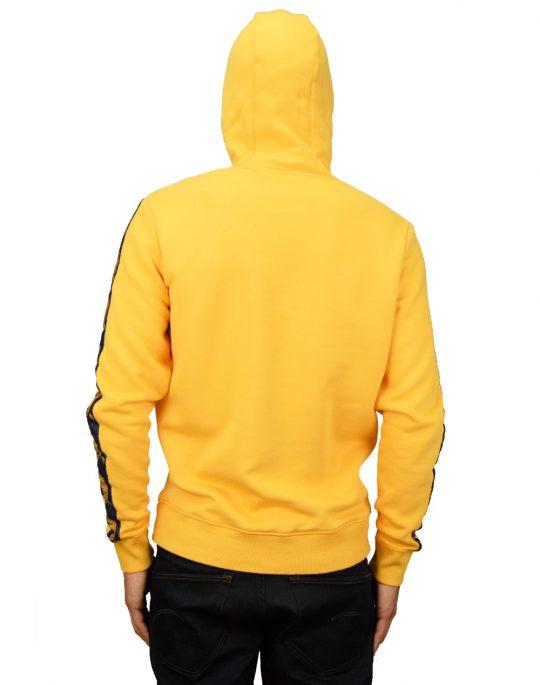 Wrangler B&Y Hoodie Amber Yellow (W6573ICUY)