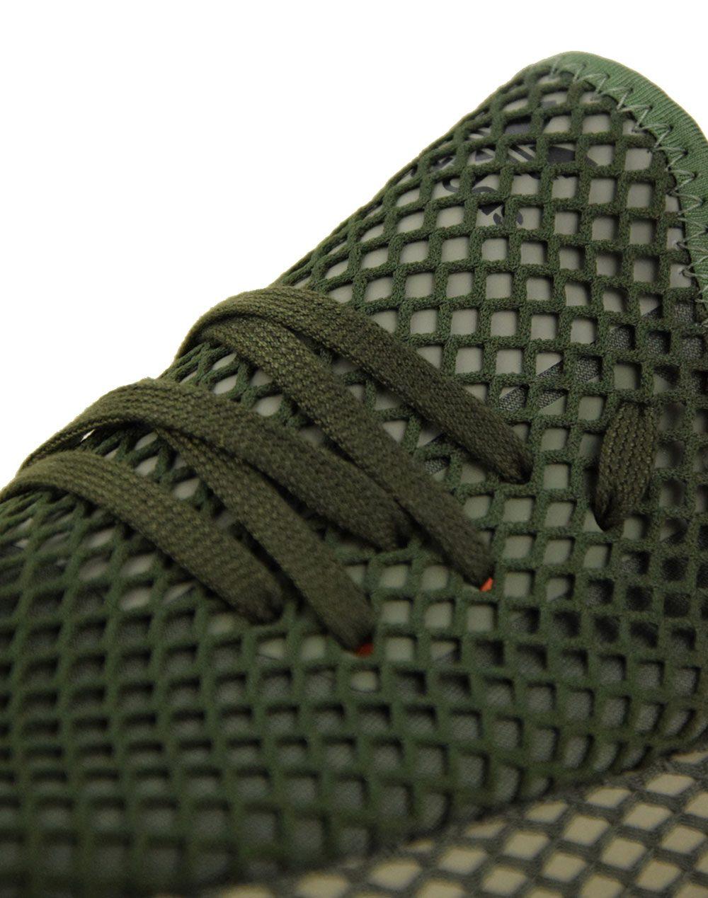 Adidas Deerupt Runner Base Green (B41771)