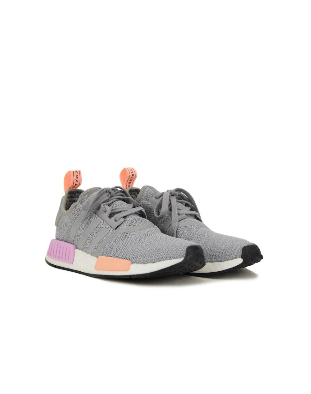 newest a53fe 555ef Adidas NMD_R1 W Grey (B37647) | Eleven