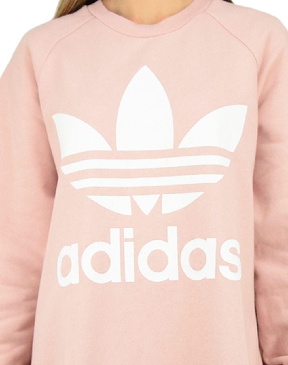 Adidas Oversized Sweat Pink (DH4432)