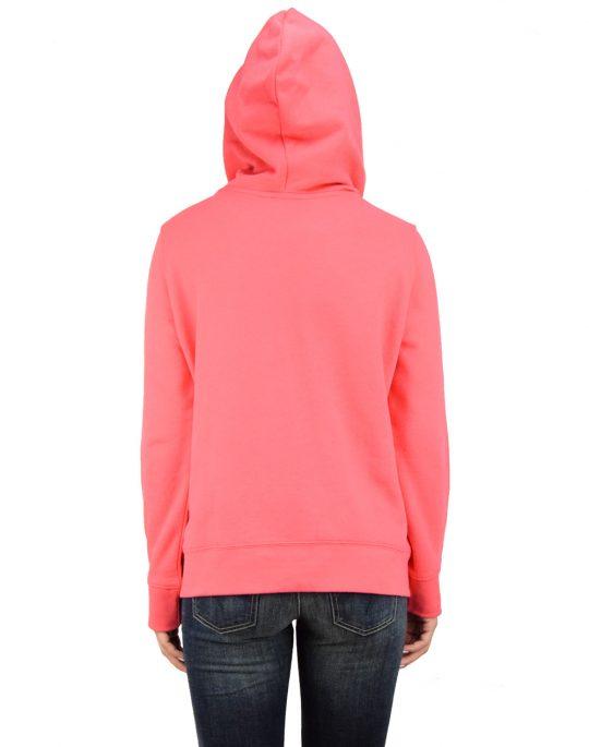 Adidas Trefoil Hoodie Core Pink (DH3136)