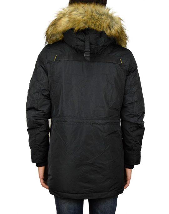 Biston Mens Jacket Black (40201075)