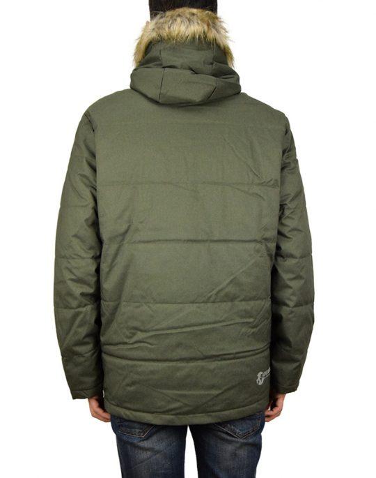 Biston Mens Jacket Khaki (40201094)