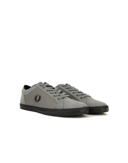 Fred Perry Baseline Winterised Ripstop Falcon Grey (B4154-C53)