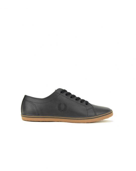 Fred Perry Kingston Leather Black (B6237U-220)