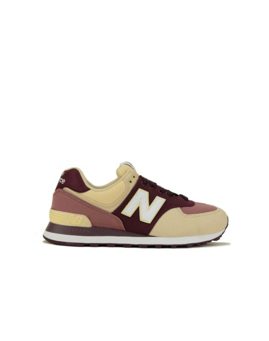 New Balance WL574INB Marron/Beige