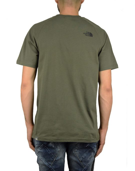 The North Face Rag Red Box Taupe Green (T92ZWZ21L)