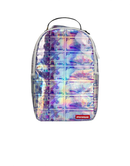 Sprayground Hologram Money Iridescent (B1125)
