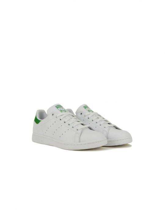 Adidas Stan Smith Junior White/Green (M20605)
