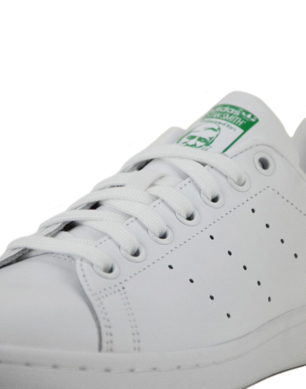 Adidas Stan Smith Junior (M20605) White/Green