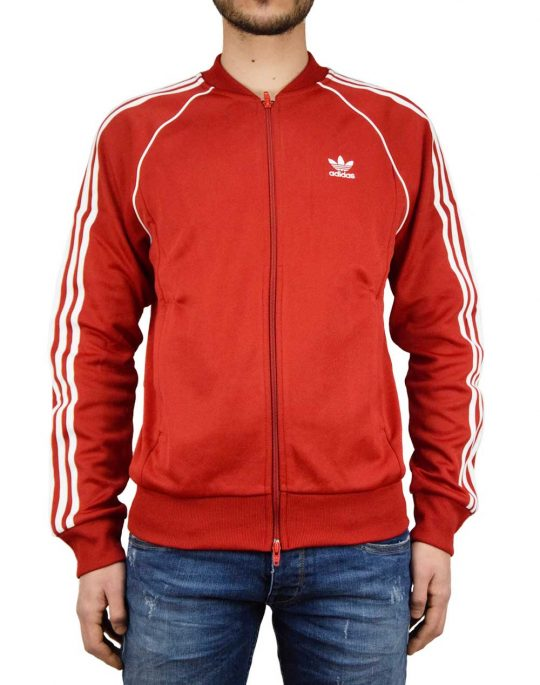 Adidas SST TT Power Red (DV1514)