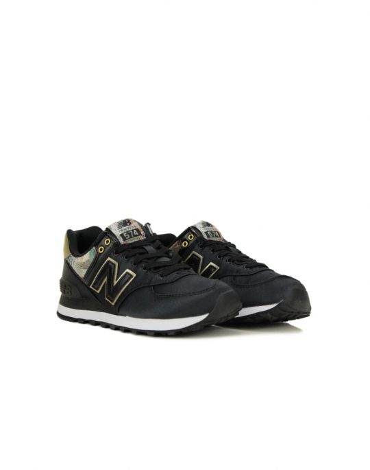 New Balance WL574SNC Black