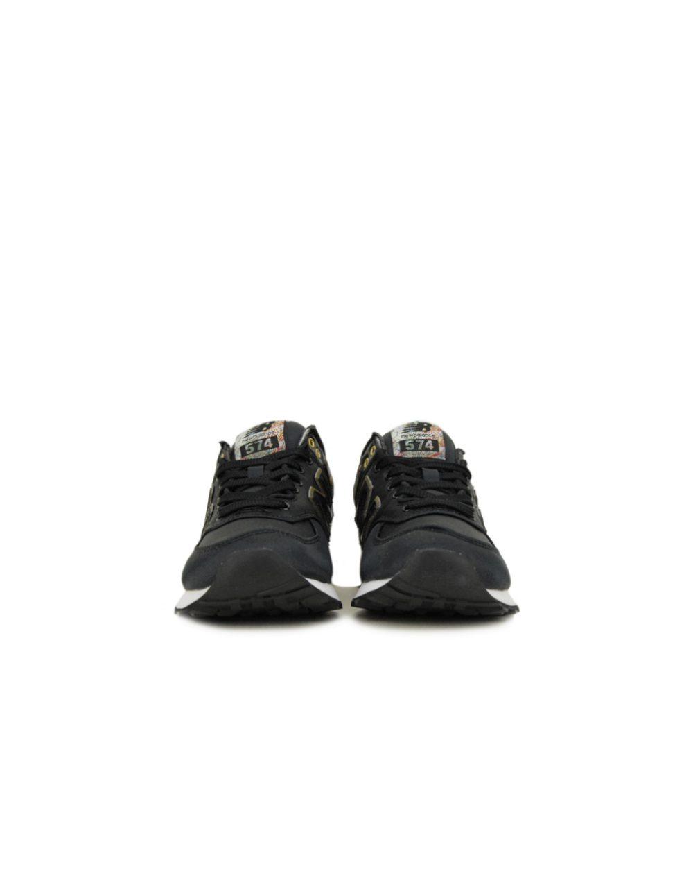 New Balance WL574SNC Black