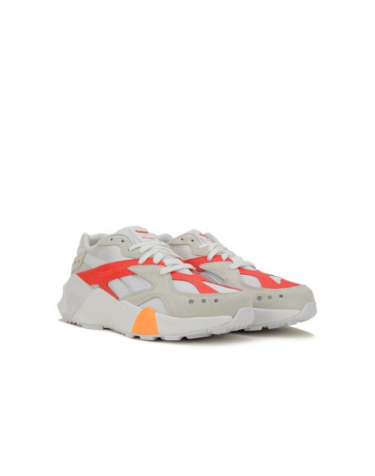 Reebok Aztrek Double 93 White/True Grey/Red (DV5386)