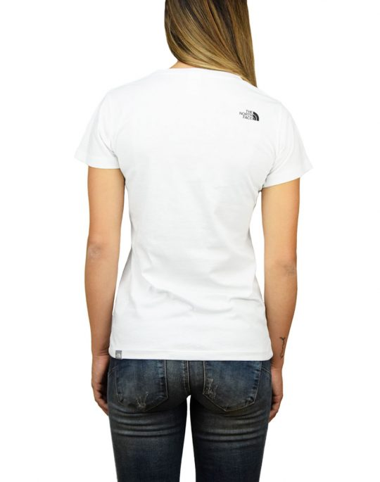 The North Face Easy Tee White (T0C256LG5)