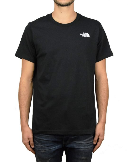 The North Face Red Box Tee (T92TX2JK3) Black