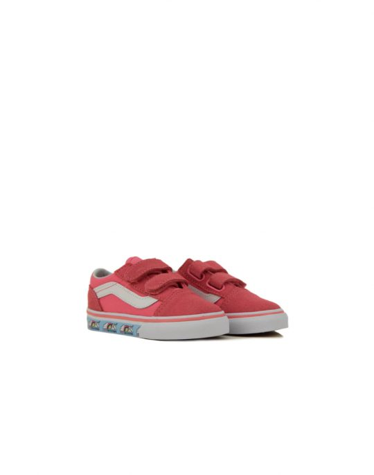 Vans Old Skool V Strawberry Pink (VA344KVE0)