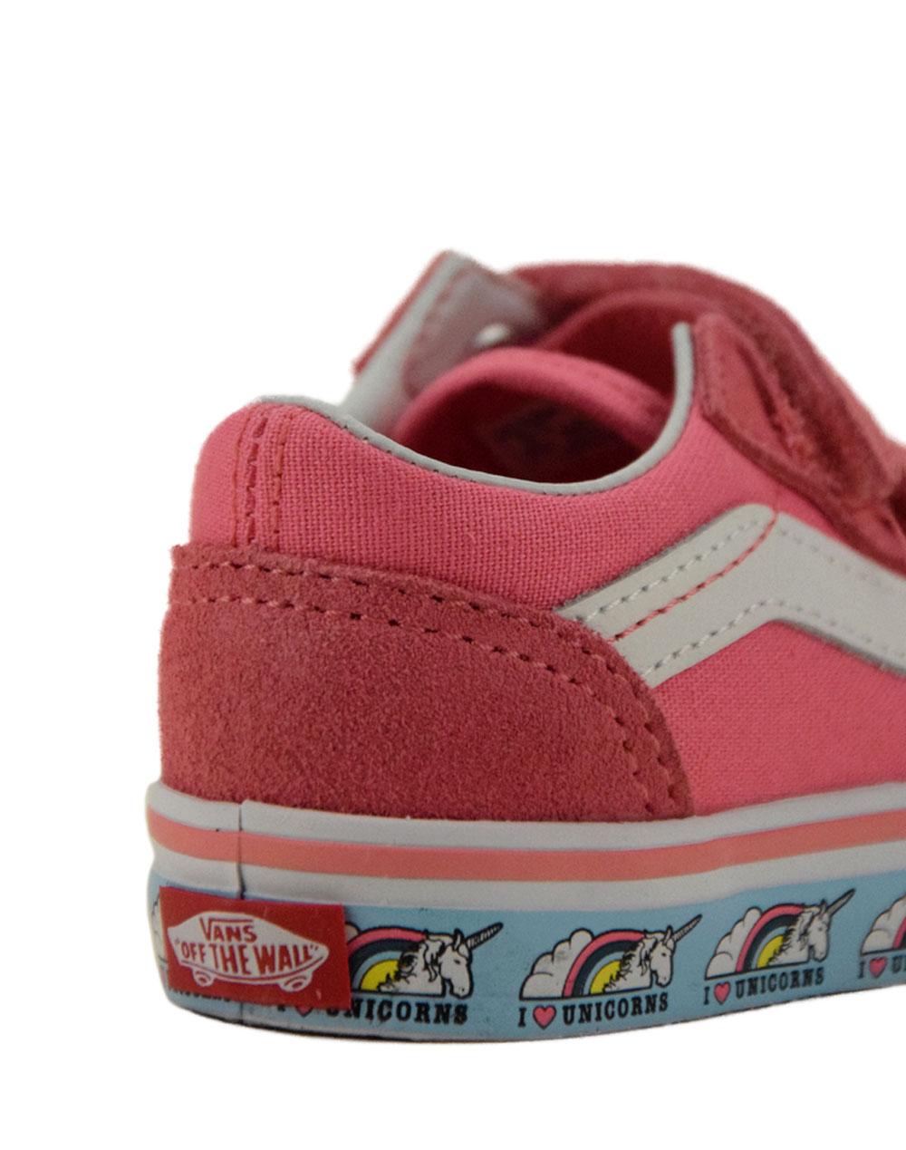 0d57e7bf696d Vans Old Skool V Strawberry Pink (VA344KVE0)