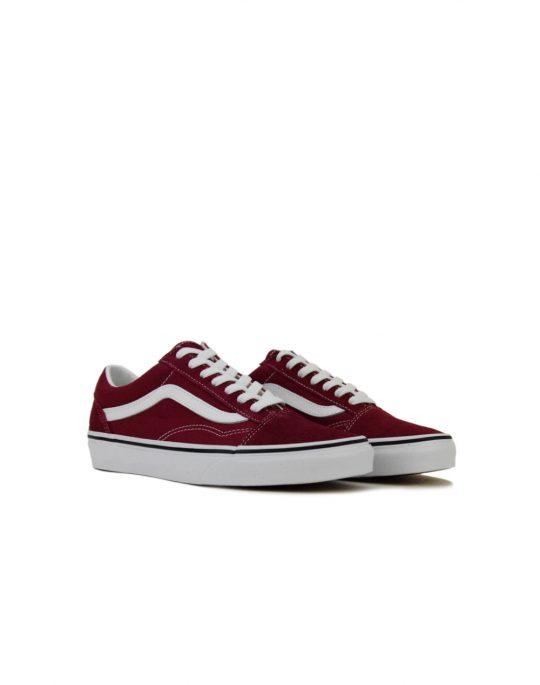 Vans Old Skool (VA38G1VG41) Rumba Red/True White