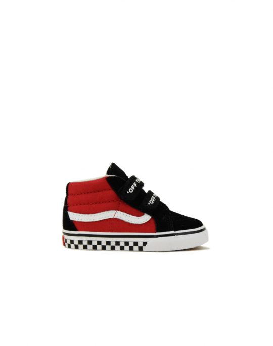 Vans Sk8 Mid Reissue V Black/True White (VA348JVI7)