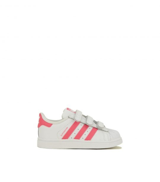 Adidas Superstar CF I (CG6638) White/Pink