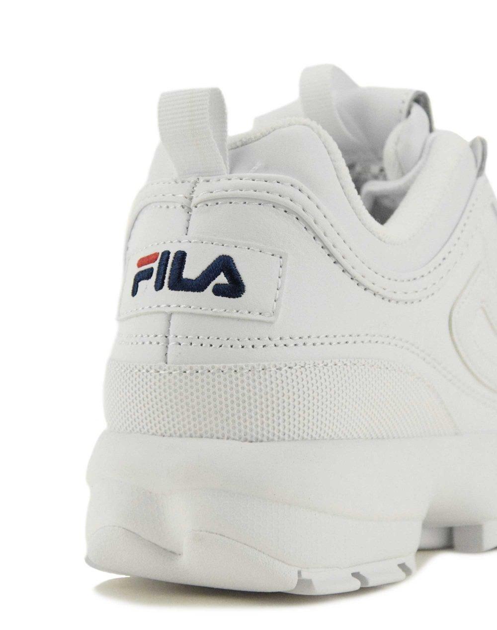 Fila Disruptor II Premium (5FM00002-125) White
